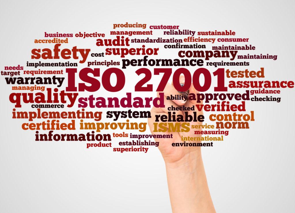 ISO 27001 auditor implmenter